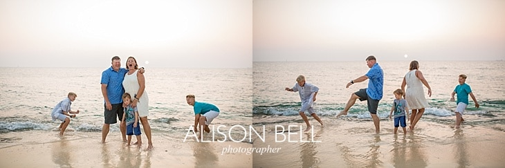 Alison Bell Photographer, beach, boys, family, bubbles, okinawa, family, photographer