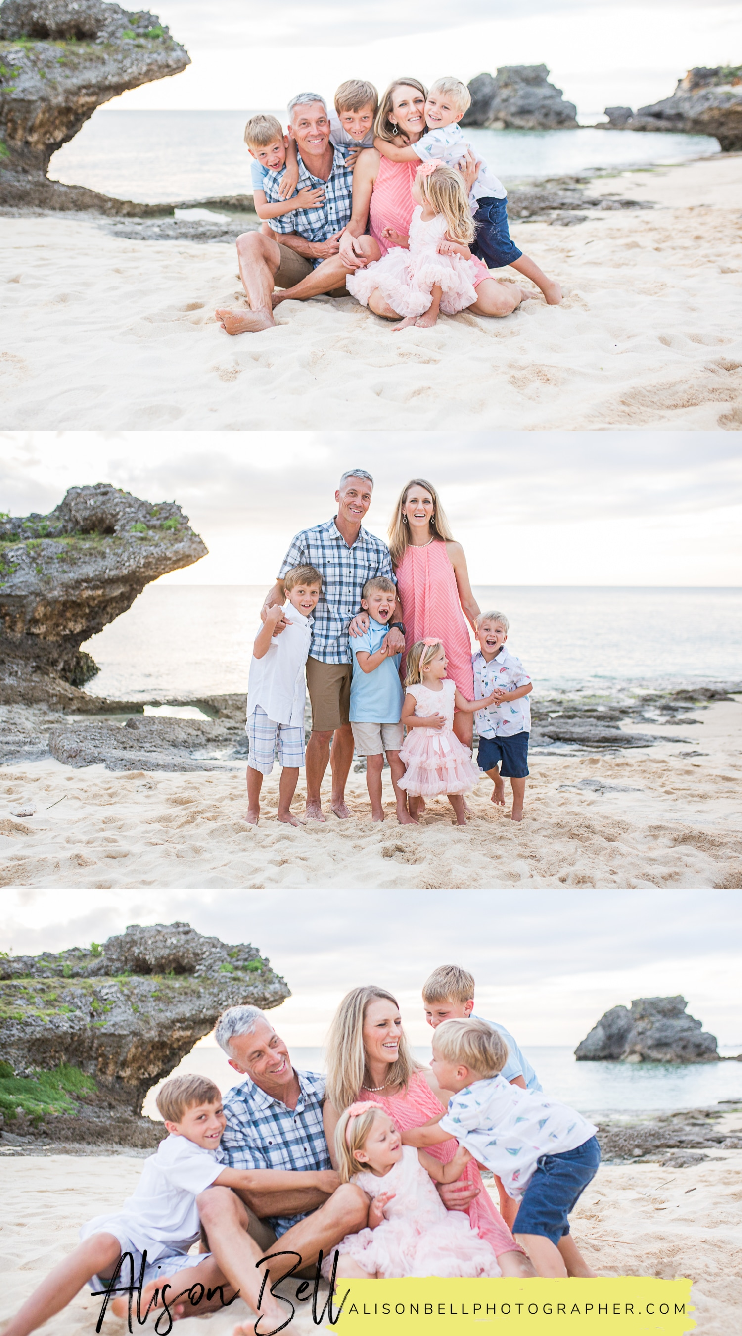Big family, young kids family photo session by Alison Bell, Photographer. #alisonbellphotog alisonbellphotographer.com