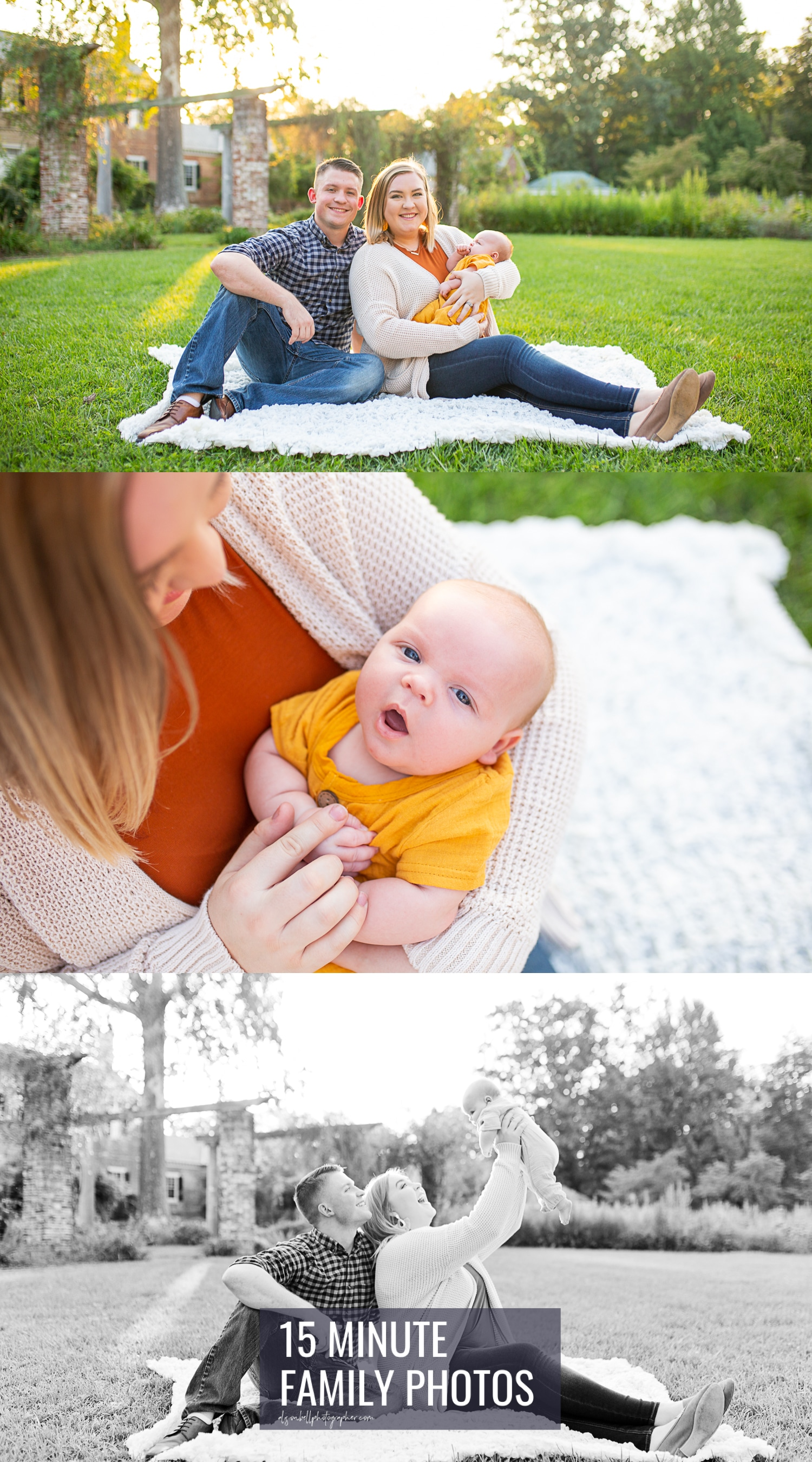 Half price family mini sessions at Chatham Manor in Fredericksburg, VA. Northern Virginia family photographer, Alison Bell. Quantico. Woodbridge, Stafford.