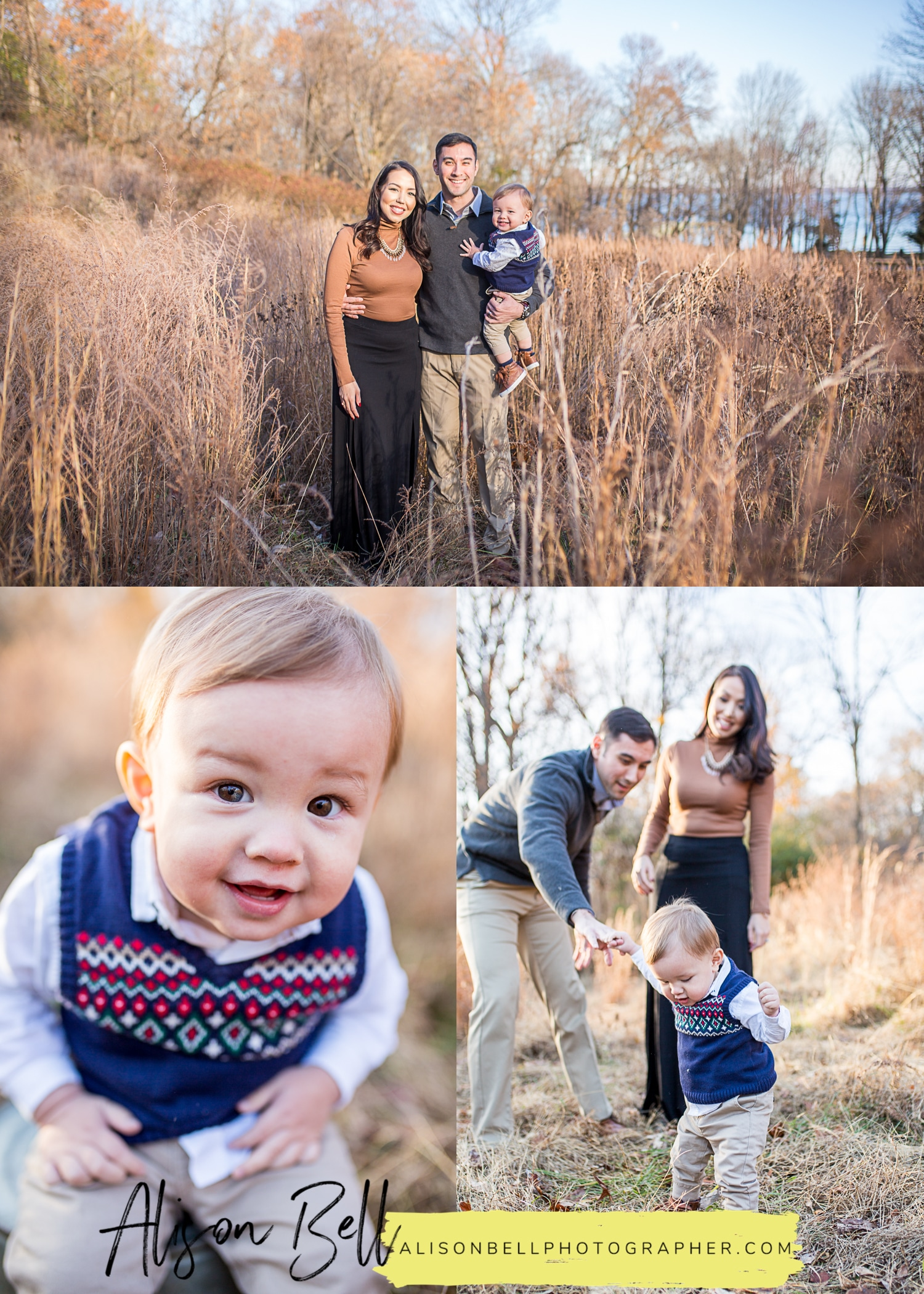 Family and baby photo session at Leesylvania State Park in Northern Virginia by Alison Bell, Photographer. Alisonbellphotographer.com
