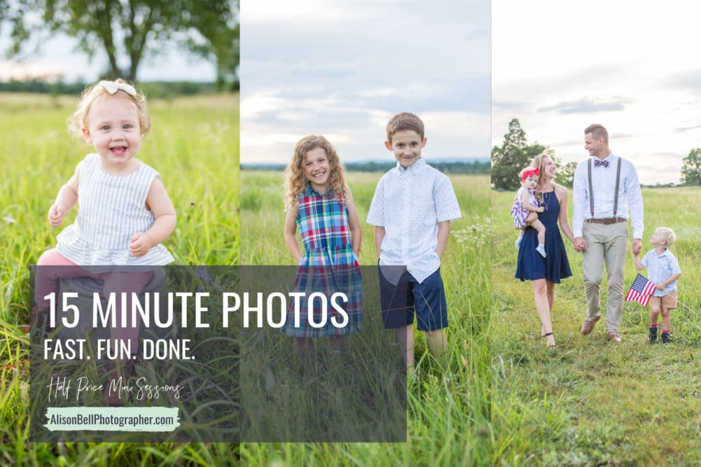 Half Price family mini photo session by alison bell, photographer.