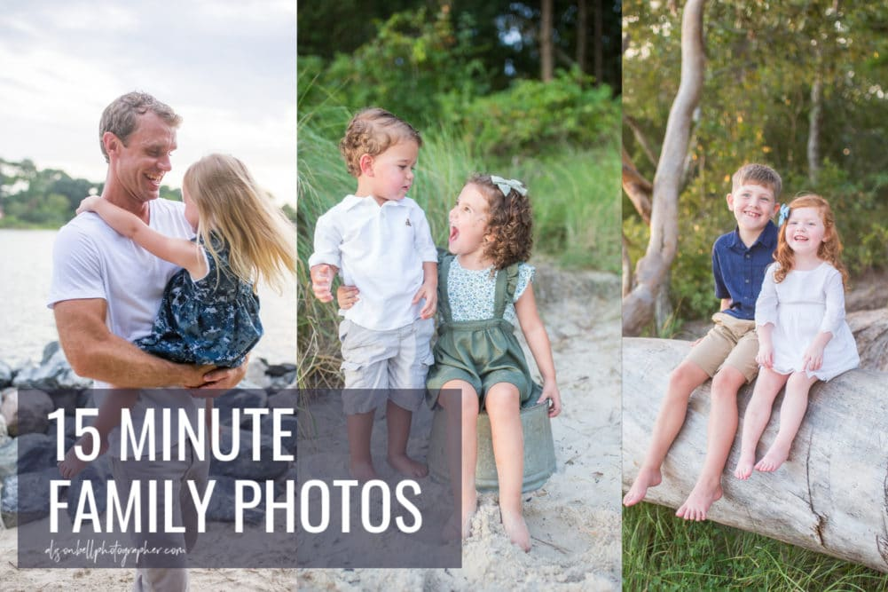 Half Price mini sessions at the narrows first landing state park alisonbell photographer