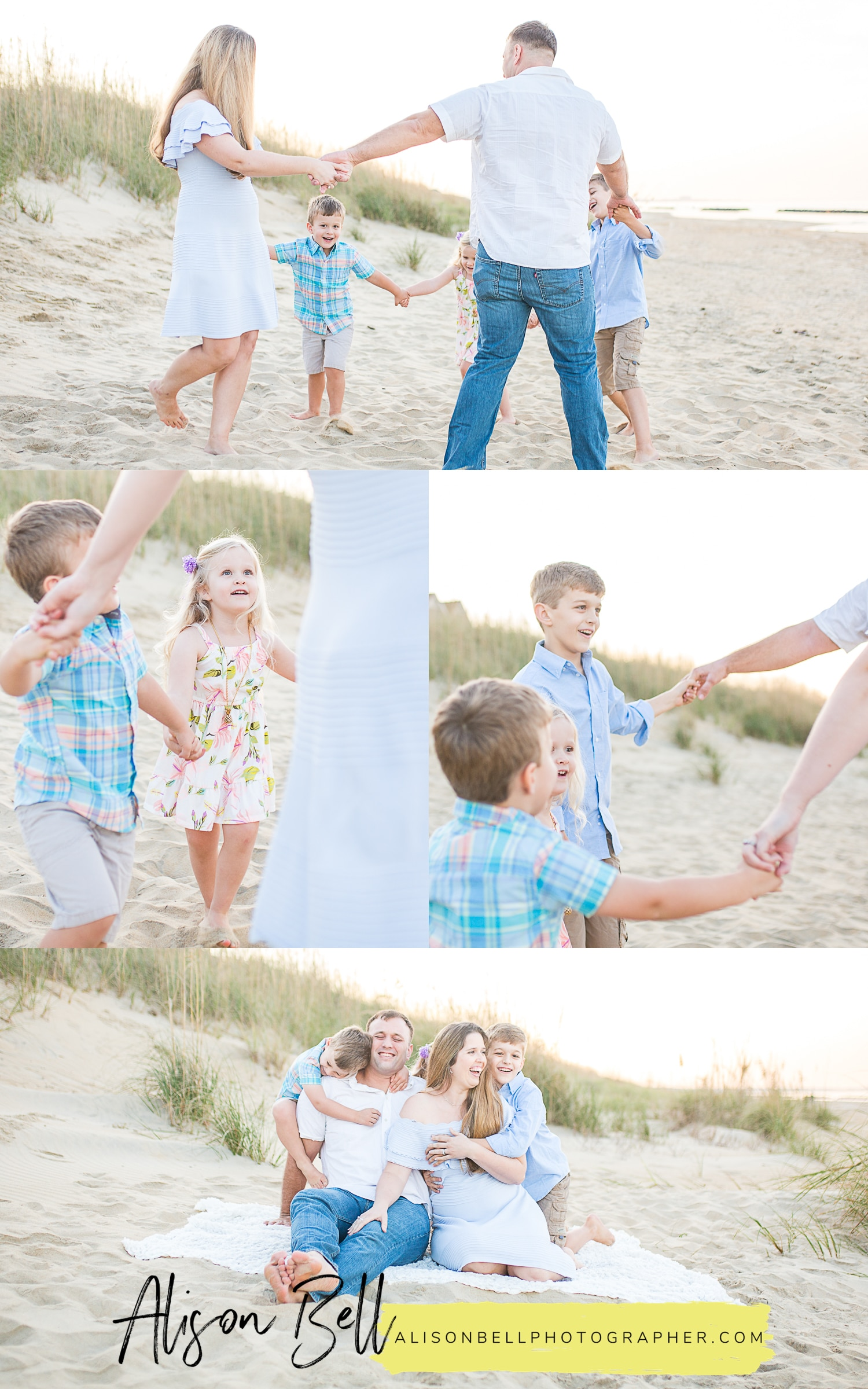 East beach Norfolk mini family photo session by alison bell photographer