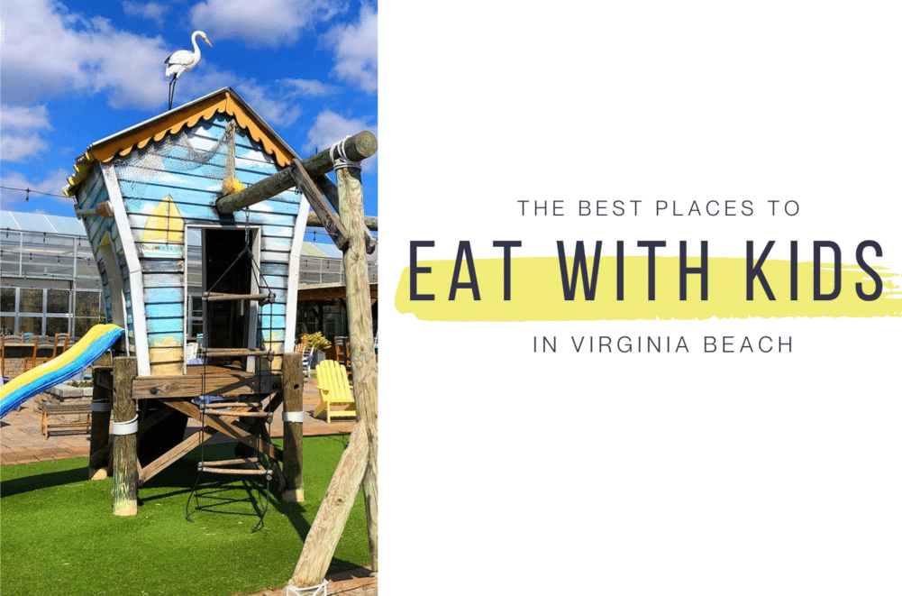 Best places to eat with kids in virginia beach