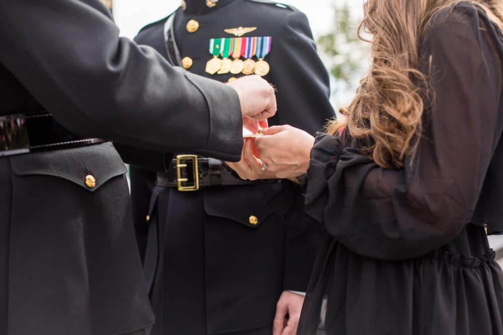 Hampton Roads venues for hosting military ceremony - pinning, promotion, re enlistment, retirement